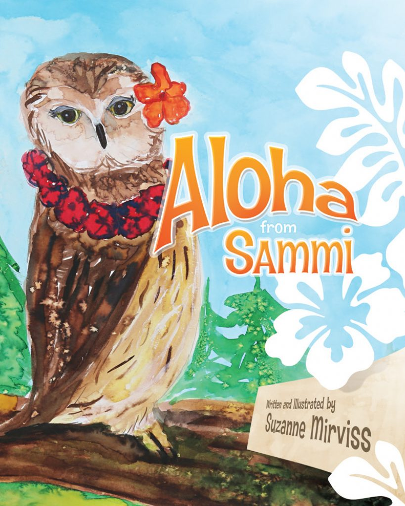 Photo of cover of Aloha from Sammi