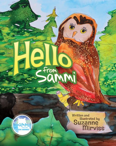 Photo of cover of Hello from Sammi