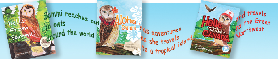 Discover the Sammi Books